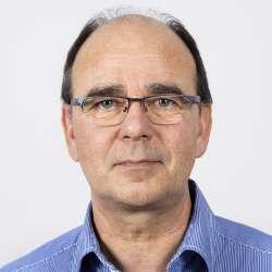 Geschäftsführer Bernd Blankenburg